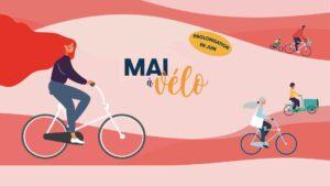 JUIN : Bicycl'Up organise deux week-ends de vélo-école pour les Madeleinois.ses sur la Place du Marché, en partenariat avec la Ville de La Madeleine