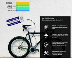 BICYCL'UP CENTRE DE MARQUAGE